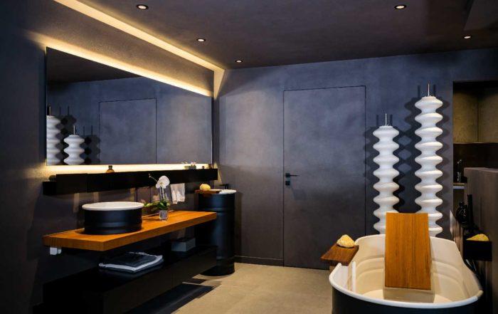 salle de bain haut de gamme St-Tropez Var Alpes Maritimes Monaco