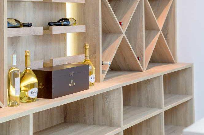 cave à vin haut de gamme St-Tropez Var Alpes Maritimes Monaco